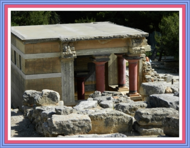 Knossos, Queen's Megaron