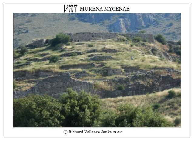 citadel of Mycenae