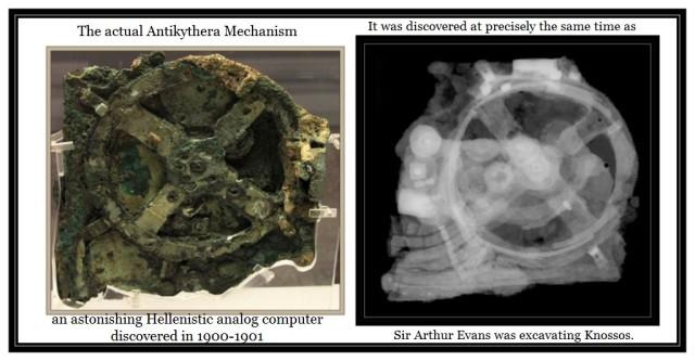 Antikythera Mechanism archaeological find