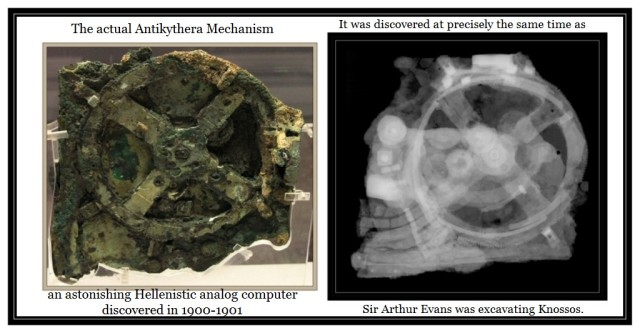 Antikythera Mechanism archaeological find