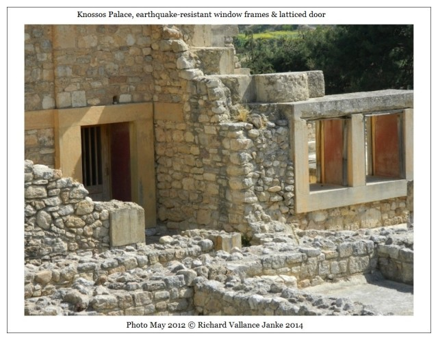 Knossos masonry window & door frames