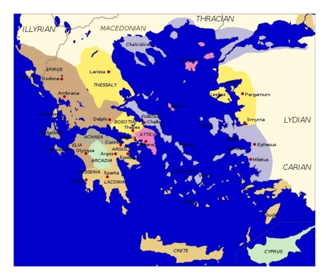 AncientGreekDialects