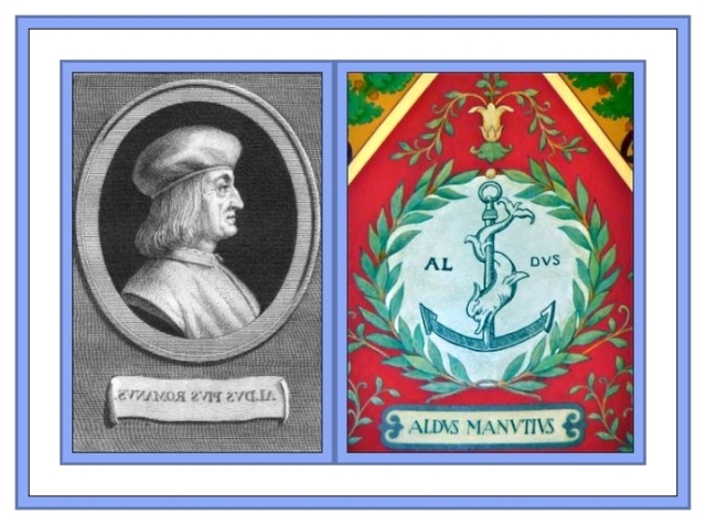 Aldus Manutius 1449-1515