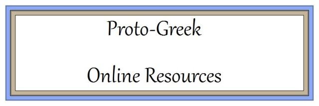 Proto-Greek title