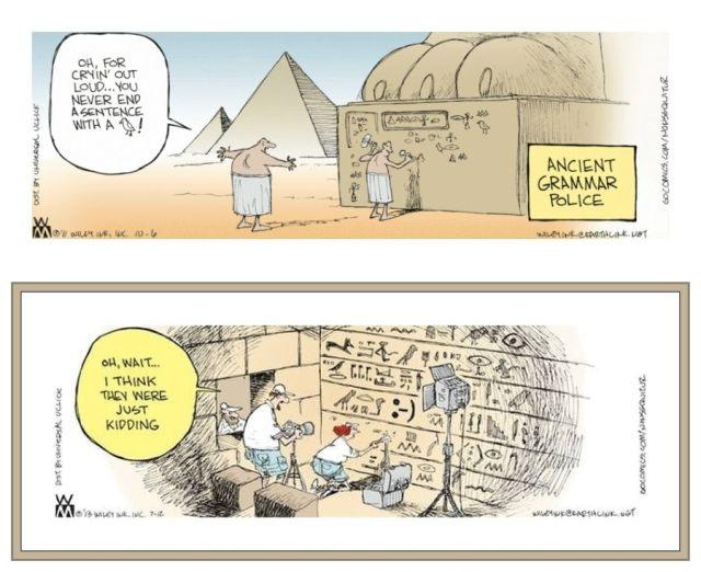 egyptainhieroglyphicshumour