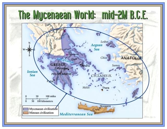 AMycenaean World 2nd millennium BCE