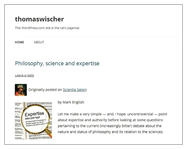 thomaswischerwordpress