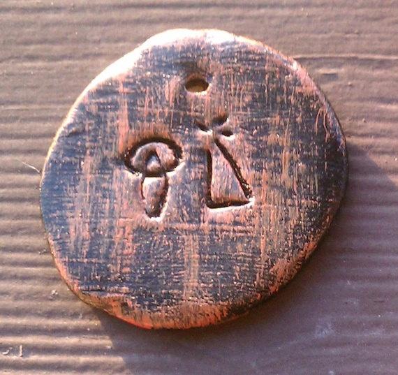 Boy Medallion
