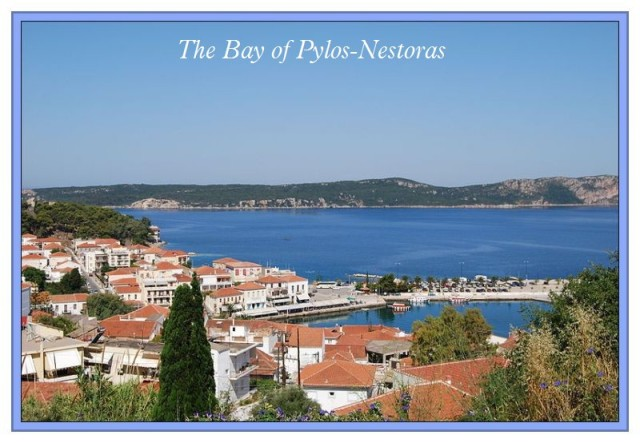 Bay of Pylos Sfaktiria