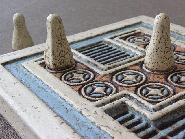 Knossos Board Game.
