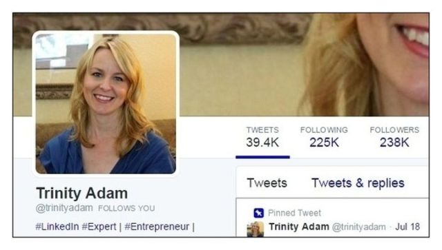 Twitter Terri Bauman
