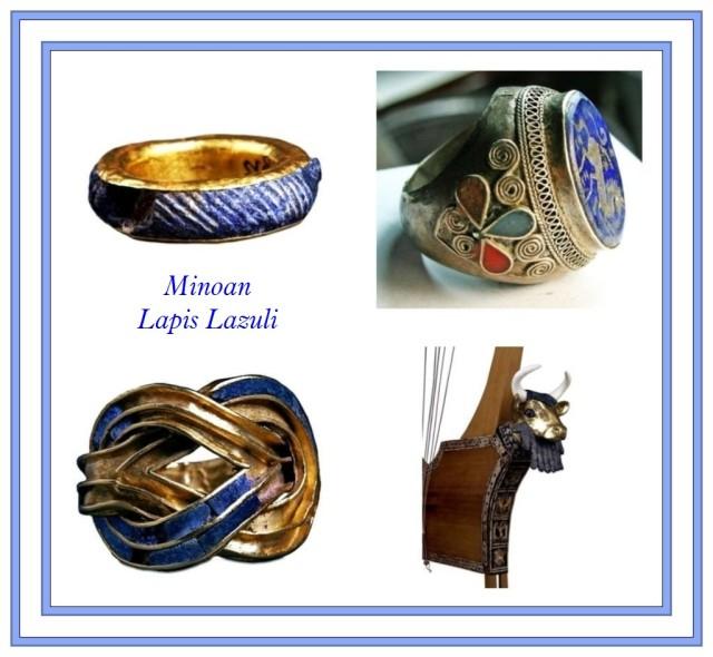4 examples of minoan-lapis-lazuli