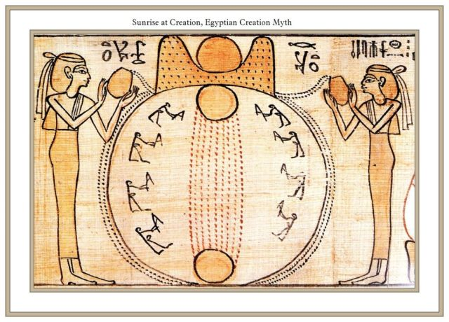 cosmic creation myth Creation myths also referred to as cosmogony is the study of the origin and development of the universe or of a particular system in the universe, such as.
