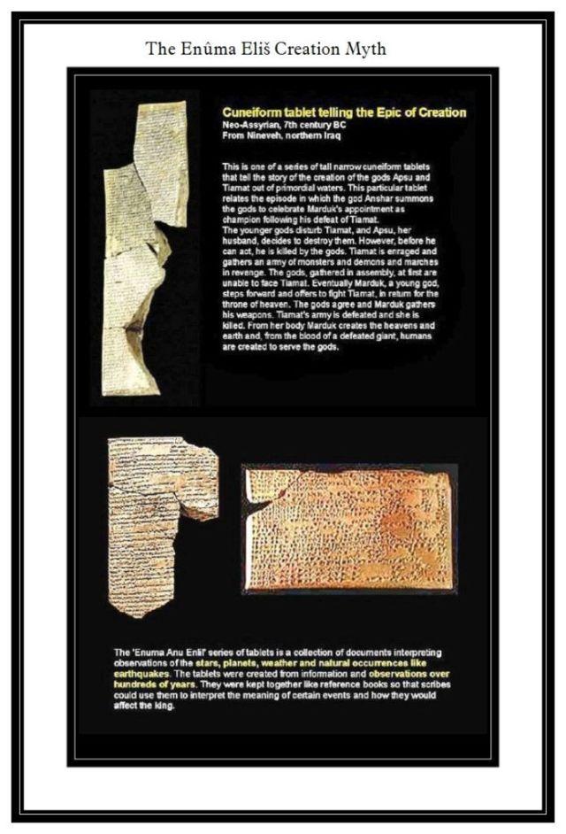 Enûma_Eliš Creation Myth