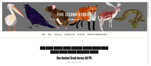 five second stories MINOTAUR