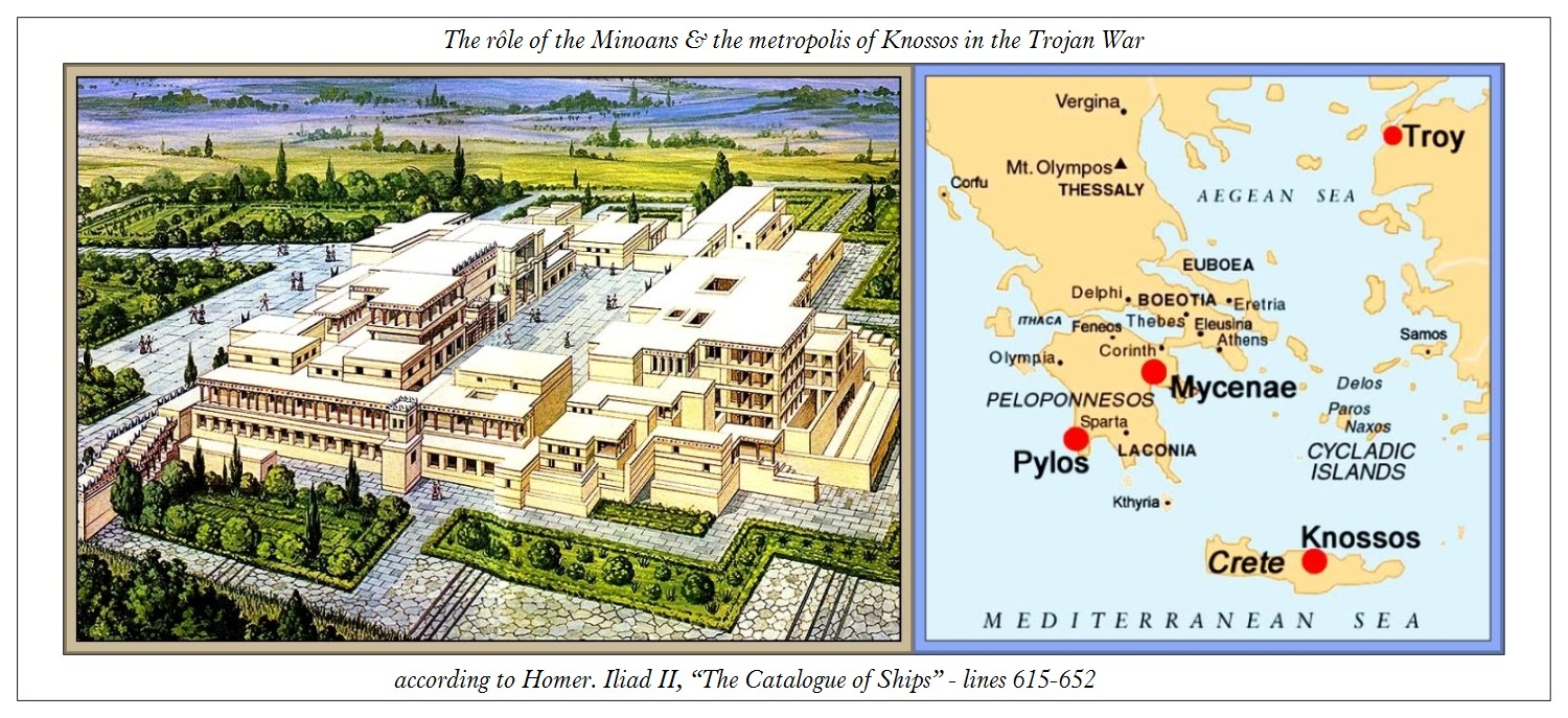 a history of the minoan city of knossos on crete Knossos: knossos,, city in ancient crete, capital of the legendary king minos, and the principal centre of the minoan, the earliest of the aegean civilizations (see minoan civilization) the site of knossos stands on a knoll between the confluence of two streams and is located about 5 miles (8 km) inland.