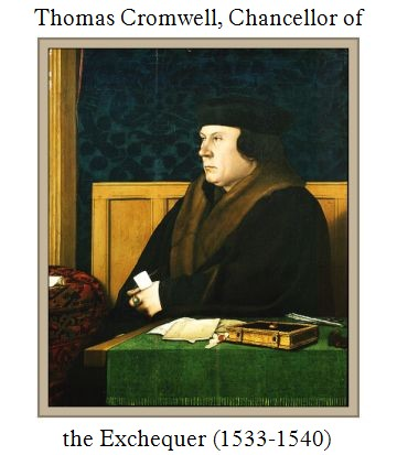 Thomas Cromwell Earl of Essex