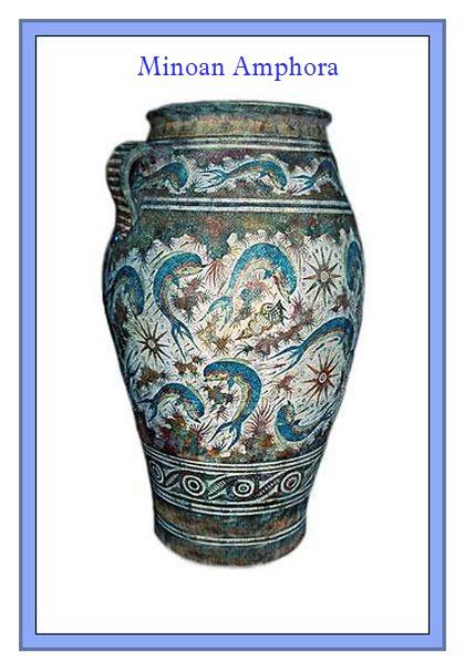 Minoan Amphora