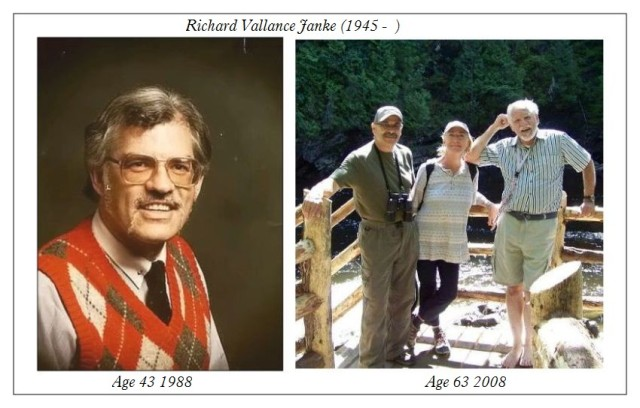 Richard 1989 and 2008