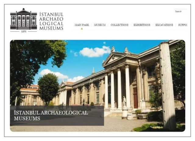Istanbul Archeological Museums Logo