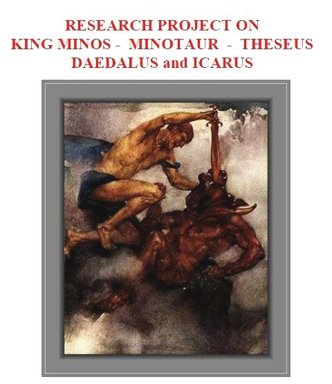 Research Project on King Minos