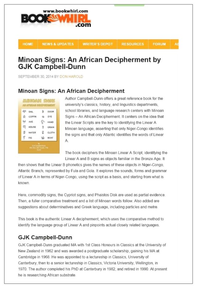 african decipherment