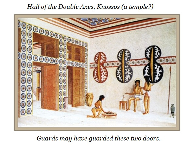 hall of the double axes