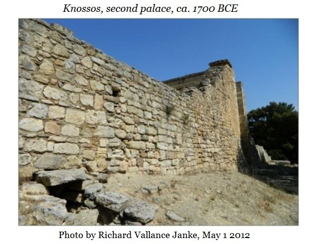 Knossos second palace h