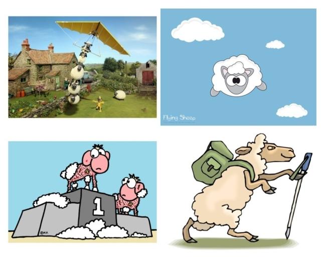 sheep humour c