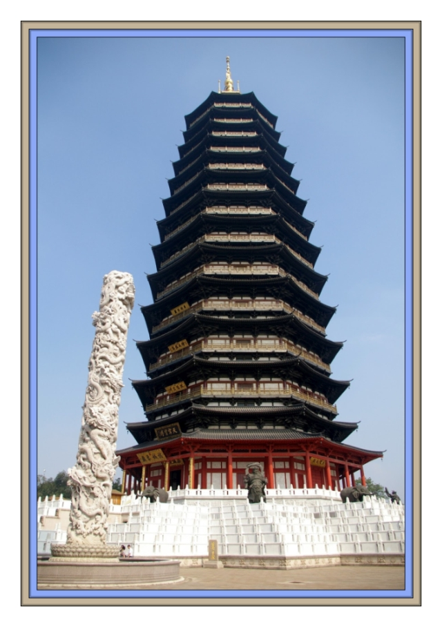 Traditional-Chinese-Architecture-Ancient-Buildings-Tianning-Temple-at-Changzhou-City-in-Jiangsu-Province-china