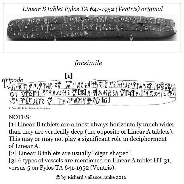 A Pylos Tablet 641-1952 Ventris