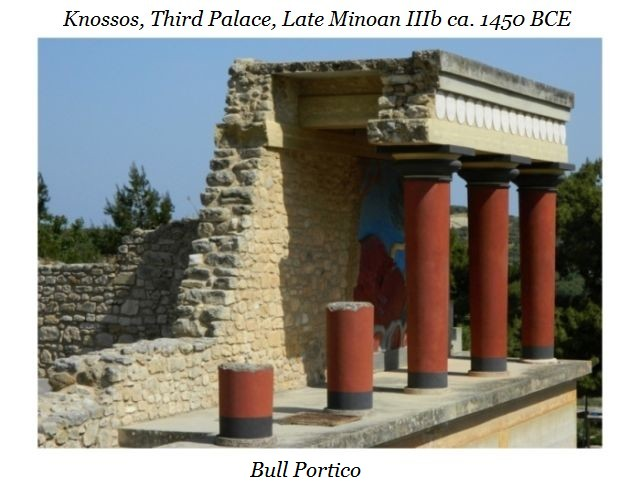 Bull Portico Knossos b