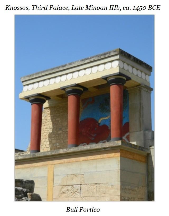 Bull Portico Knossos f