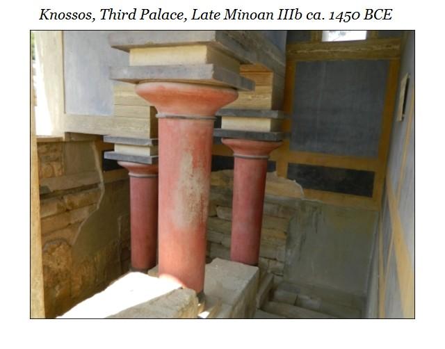 columns Knossos b