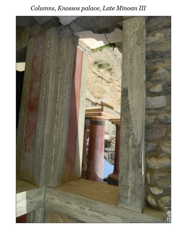 columns Knossos c