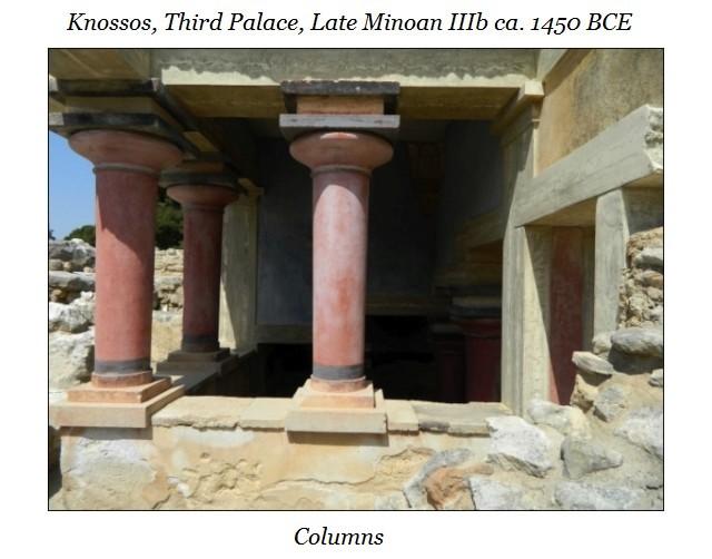 columns Knossos d
