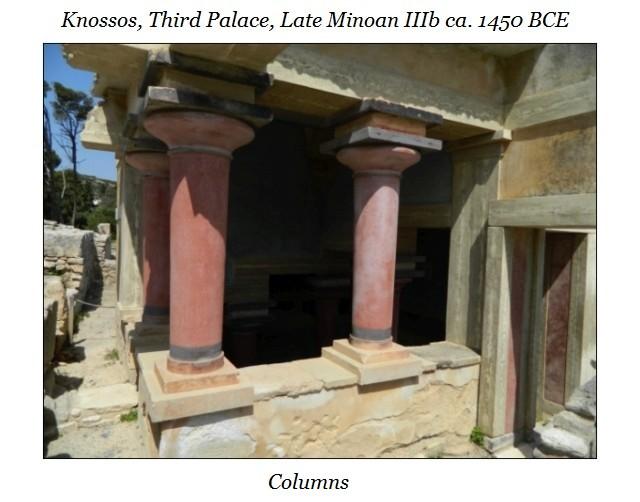 columns Knossos e
