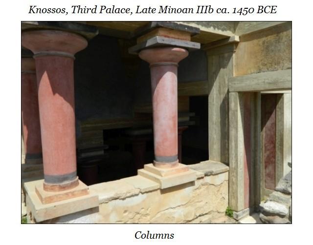 columns Knossos g
