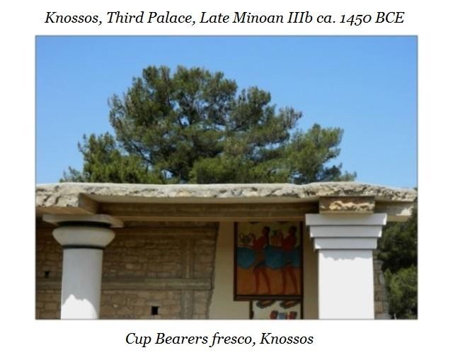 cup bearers fesco Knossos a