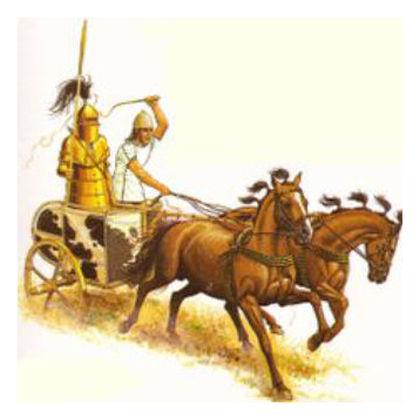 Bronze Age war chariot