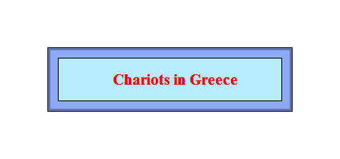 chariots in Greece