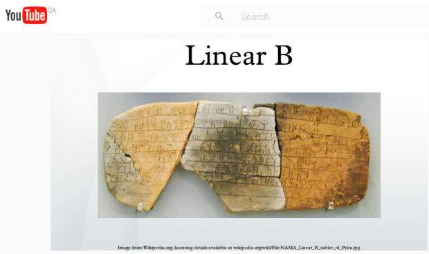 Linear Ba