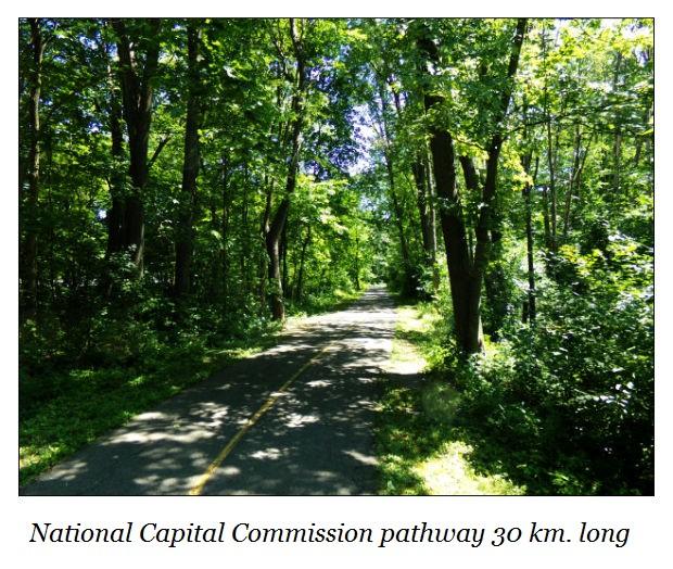f Ottawa NCC pathway