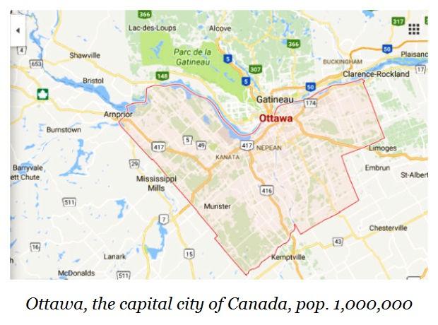 h Ottawa Google Maps