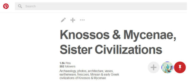 Knossos & Mycenae sister