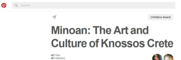 Minoan Art and Culture