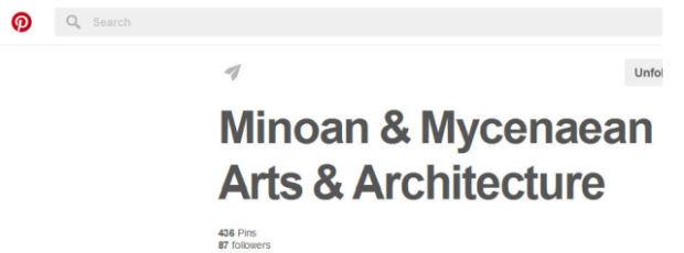 Minoan & Mycenaean Arts & Architecture