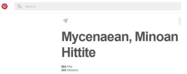 Mycenaean Minoan Hittite