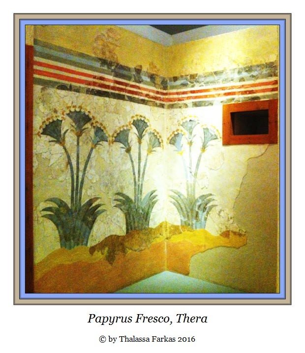 papyrus-fresco-museum-of-thera
