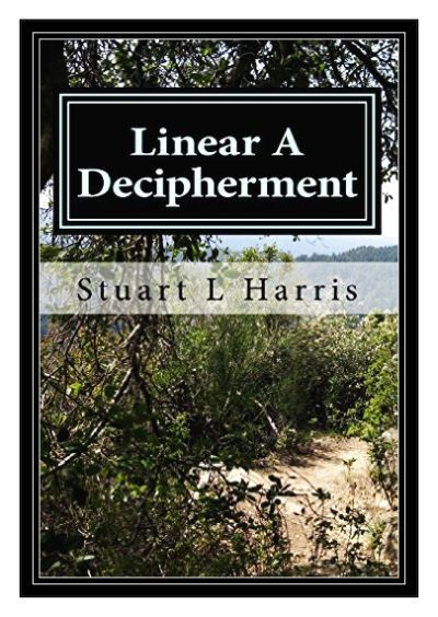 Sam Harris Linear A decipherment